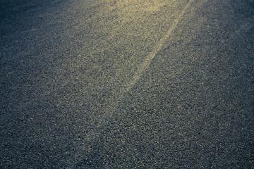 asphalt detail of road background
