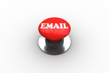 Email on digitally generated red push button