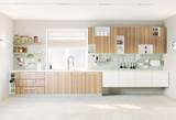 modern kitchen interior - 68523832