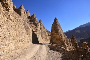 ヒマラヤの道