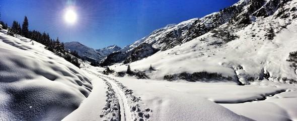 Skitour St. Anton