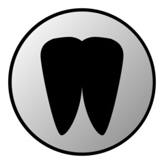 Tooth button