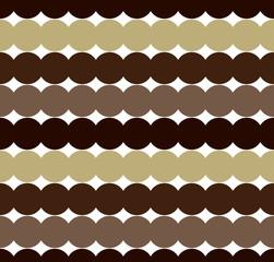 seamless pattern round