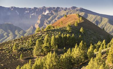 Montañas en Canarias