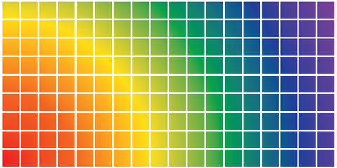 Illustration of Colour Guide