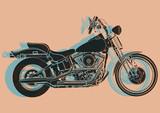 Fototapety Moto sportster