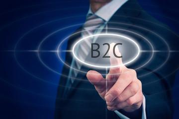 B2C Concept