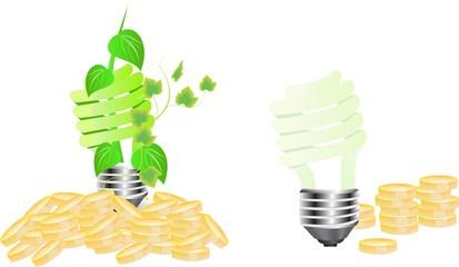 Ecology conceptual image