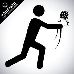 volleyball design
