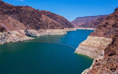Hoover Dam Water Reservoir