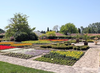 Ботанический сад г. Балчик (Болгария)