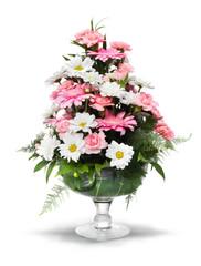 Gerber daisy arrangement