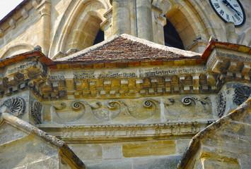 Iglesia de Nuestra Señora de Auvers-sur-Oise, Francia