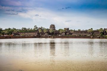 landmarrk in angkor cambodia