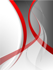Abstract name company background