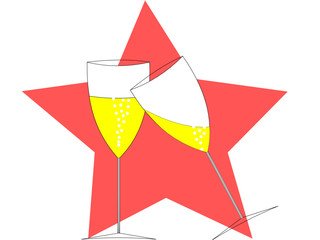 Cheers you're a Star
