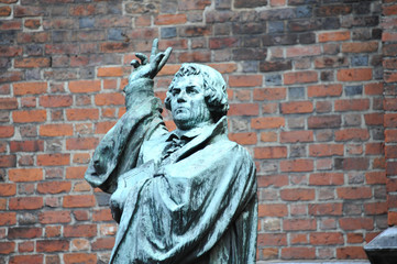 Martin Luther, Reformation, Kirche, Christentum, Hannover