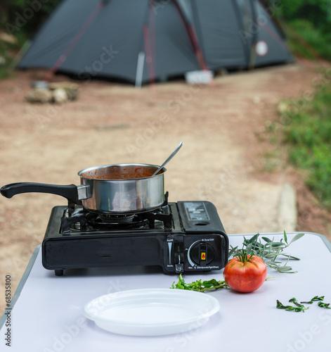 camp pasta - 68535800