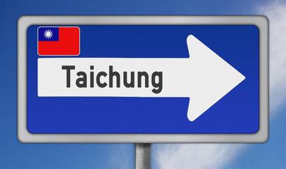 Metropole Taichung, Republik China