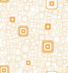 Retro soft square pattern vector texture
