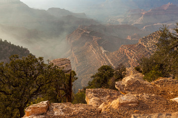 Gran Canyon view