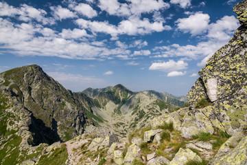 Amazing summer mountains - West Tatras, Slovakia