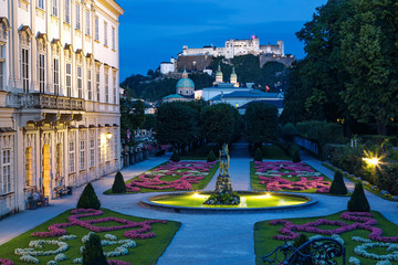 Salzburg Mirabelgarten
