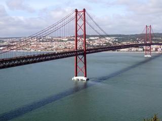Ponte de 25 Abril - Lisbonne - Portugal