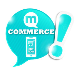 bulle m-commerce (mobile)