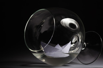 glass goblet freedom drunkenness