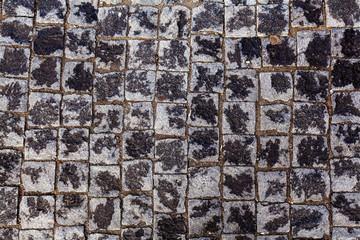 paving stone, stone pavement texture