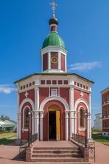 Муром. Спасо-Преображенский мужской монастырь. Часовня