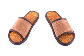 Thai Sandal made from reed plant