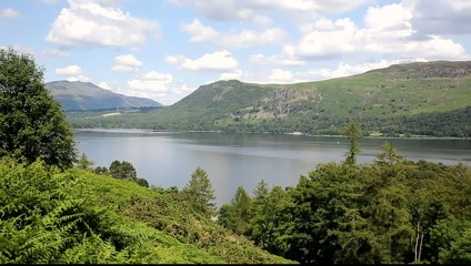 Derwent Water to Castlerigg & Bleaberry Fell Lake District