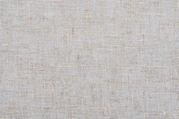 Natural Linen Texture. Piece Of Textile
