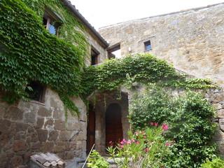 Construccion medieval, Bagnioregio