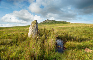 Roughtor on Bodmin Moor