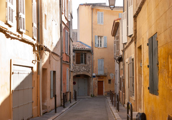 Walking in Aix-en-Provence