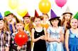 balloons on birthday
