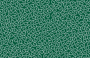 唐草模様パターン2
