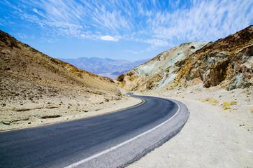 Journey in Death Valley