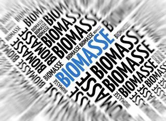 German background - Biomasse (Biomass)