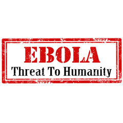 Ebola -stamp
