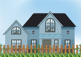 A single detached house