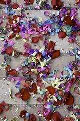 Confetti Wedding soil