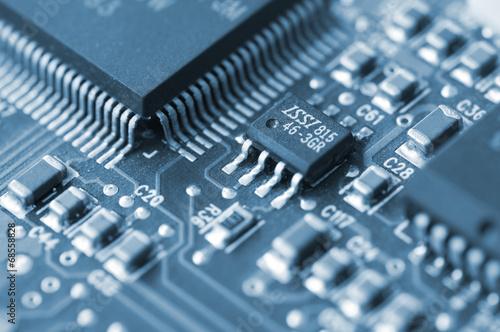 electronic circuits - 68558828