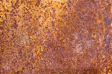 grunge iron rust texture background.