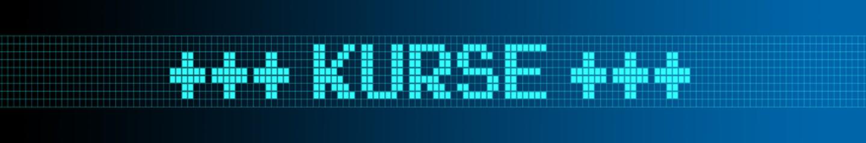 Website Banner - Kurse - Format 6 zu 1 - g963