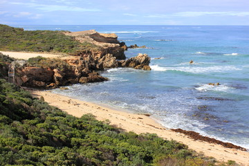 Beautiful Australian coastline