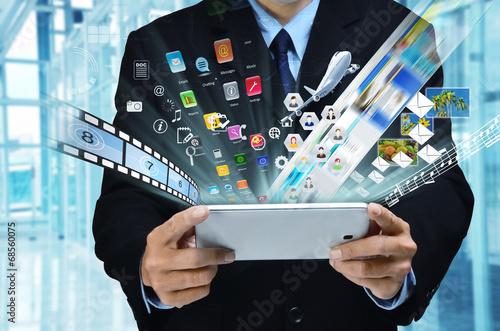 Internet Business Series - 68560075